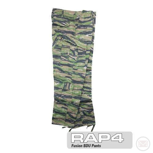 Fusion BDU Pants (Tiger Stripe) 2X Large-Modern Combat Sports