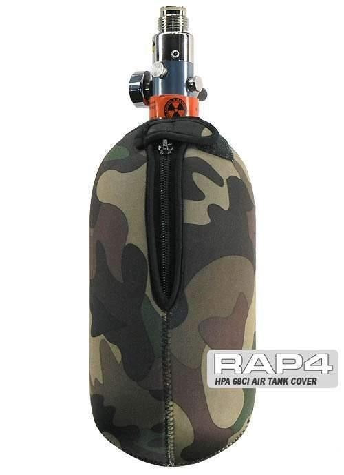HPA 68ci Compressed Air Tank Cover (Woodland)