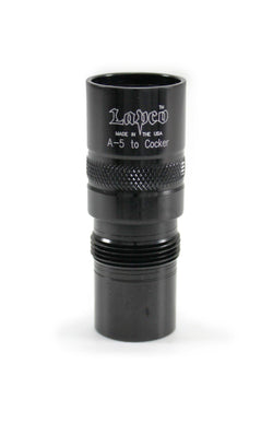 Lapco A5 to Autococker Paintball Barrel Adapter