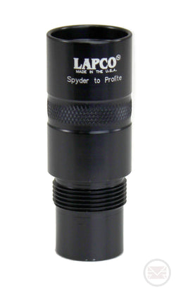 Lapco Spyder to Tippmann A5 Paintball Barrel Adapter