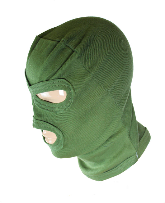 Mil-Force Balaclava - Head Mask (Olive Drab)