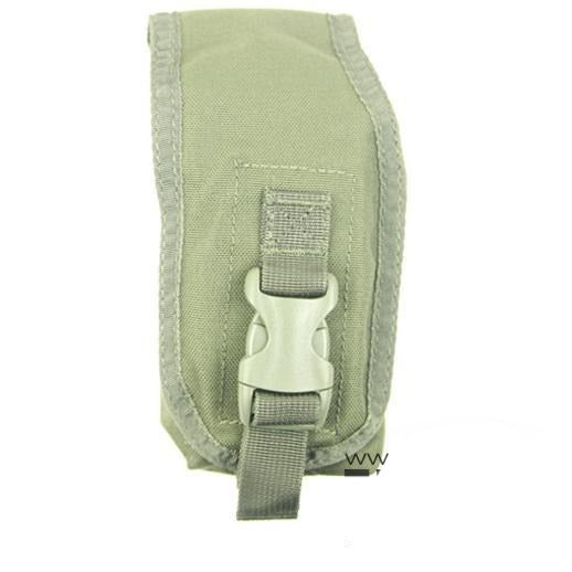 MOLLE 1x Pouch (Olive Drab)-Modern Combat Sports