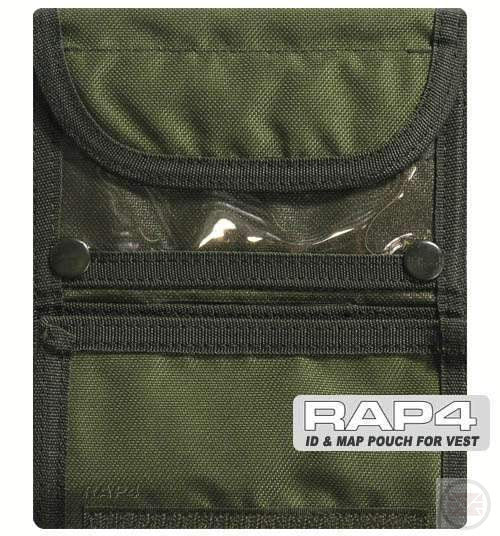 MOLLE MAP/ID Pouch (Olive Drab)