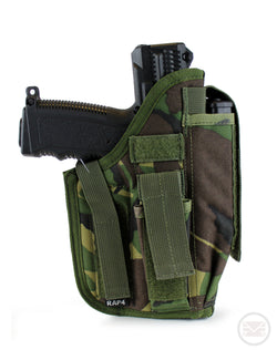 TiPX Molle Holster British DPM