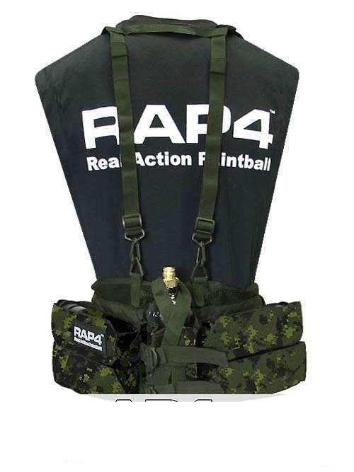 Paintball Harness (CADPAT)