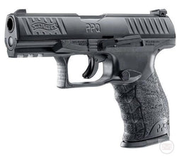 Black WALTHER PPQ M2 .43 Cal PAINTBALL PISTOL