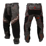 Paintball Trousers Grey Red