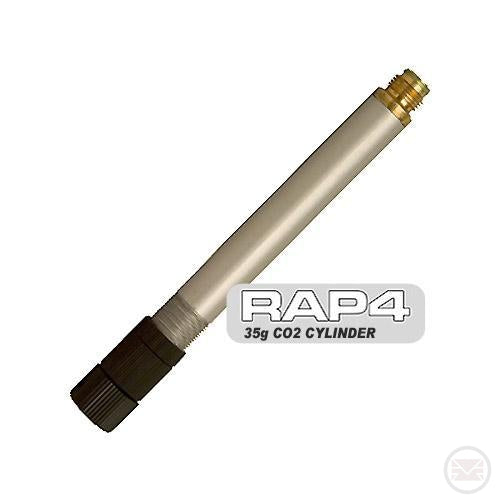 Refillable 35g CO2 Tank Cylinder for APS RAM R-Tube System