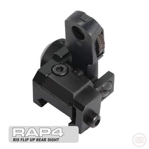 RIS Flip Up Rear Sight