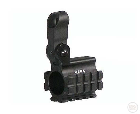 Samurai Integrated Flip Up Front Sight-Modern Combat Sports