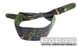 Sweat Absorbing Tactical Headband (British Disruptive Pattern Material - DPM Desert)