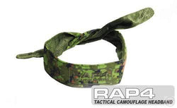 Sweat Absorbing Tactical Headband (CADPAT)-Modern Combat Sports