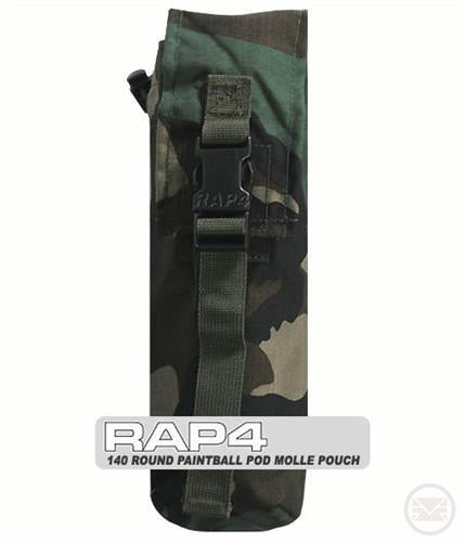 USMG Double P90/UMP/Paintball Pod MOLLE Pouch-Modern Combat Sports