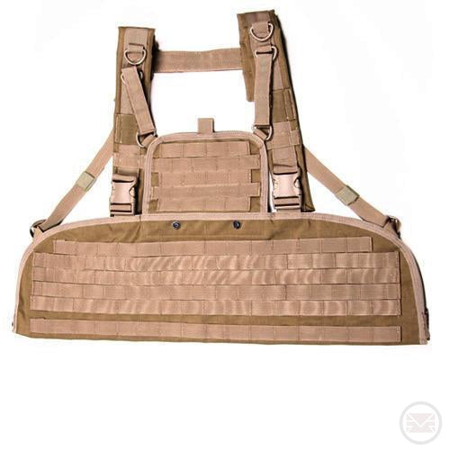 USMG Operator Chest Rig - Coyote Tan