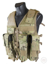 Multicam Tactical Vest for paintball and Airsoft