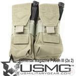 USMG Universal Magazine Pouch III (UMP3) (2X2) (Coyote)