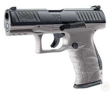 Walther PPQ M2 .43 Cal Paintball Pistol - Tungsten