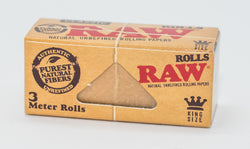 RAW Kingsize Classic Rolls (3 meters)