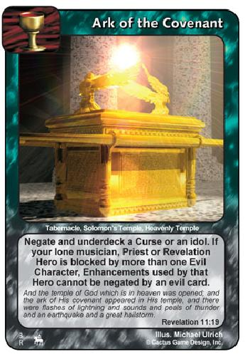 Ark of the Covenant (RoJ)