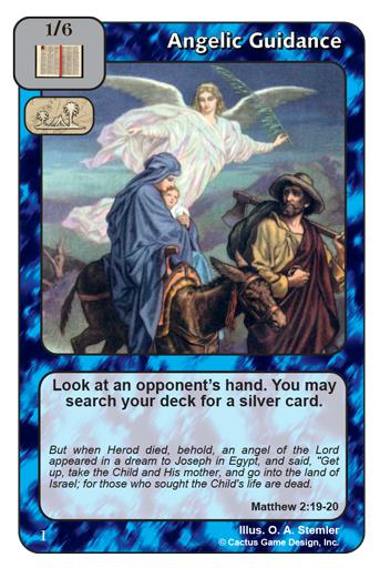 Angelic Guidance (I Deck)