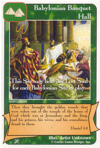 Babylonian Banquet Hall (FooF)