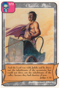 Chariots of Iron (B Deck)