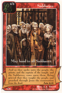 Sadducees (Crowd) (Ap)