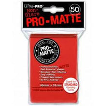 Ultra Pro Deck Protector Pro-Matte - 50 Count