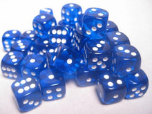 Chessex 12mm, 6-Sided Dice (36 count)