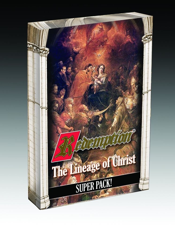 Lineage of Christ (Pre-Order)