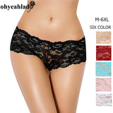 Goddess Size Panties in M, XL, 2XL, 3XL, 4XL, 5XL and 6XL