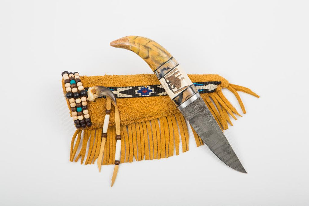 Cave Bear Knife