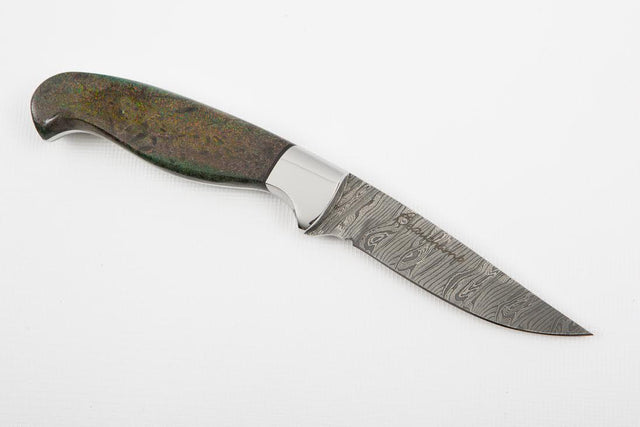 Opal matrix knife