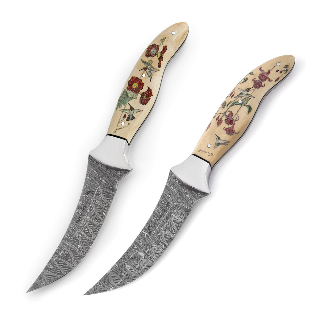 Hummingbird knives