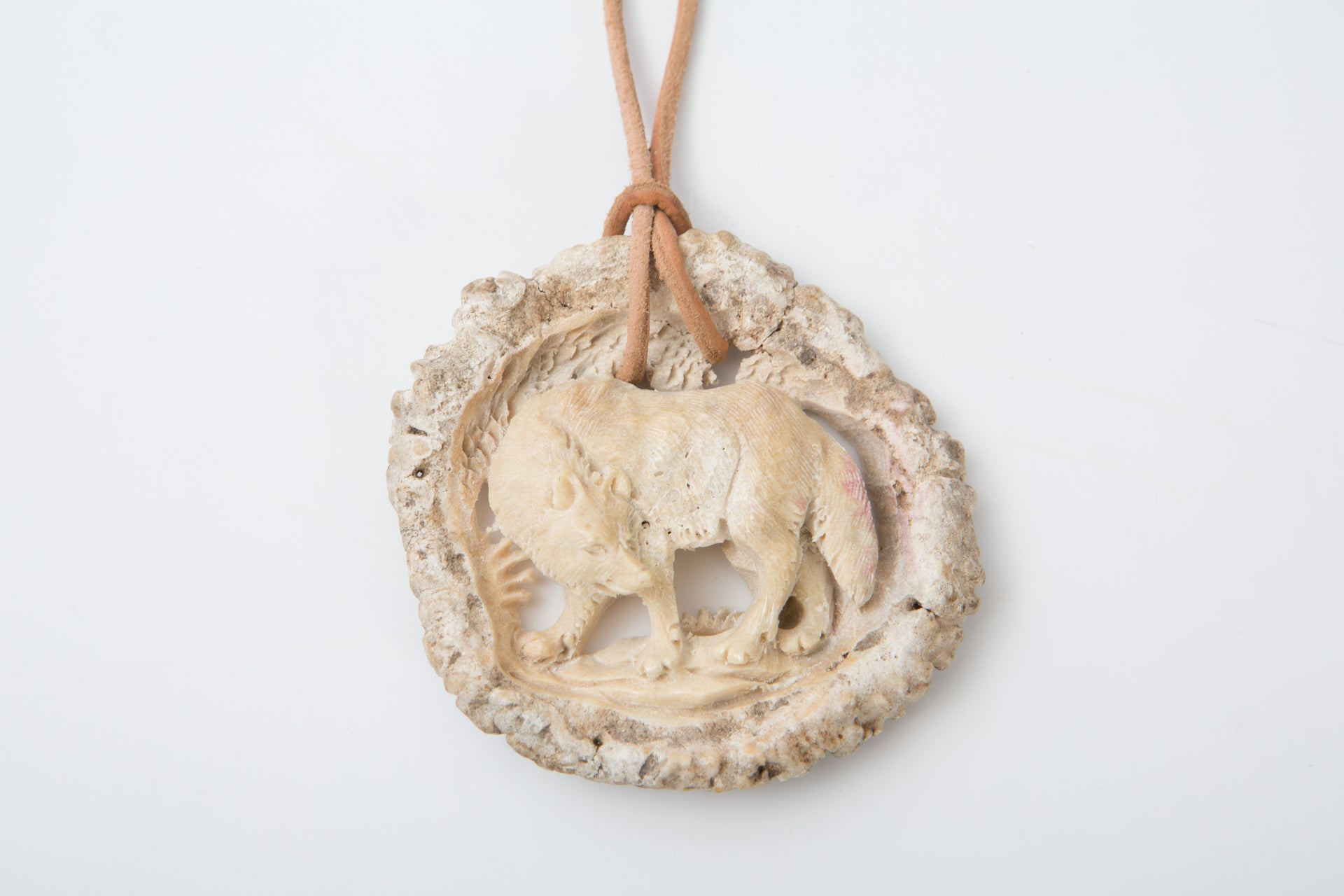 Carved pendants