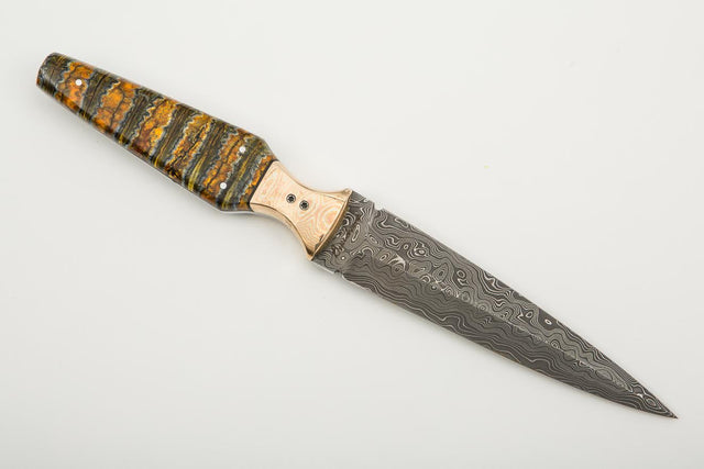 Mammoth molar dagger