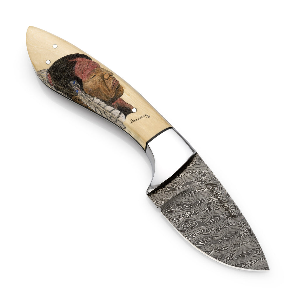 Sioux Brave Knife