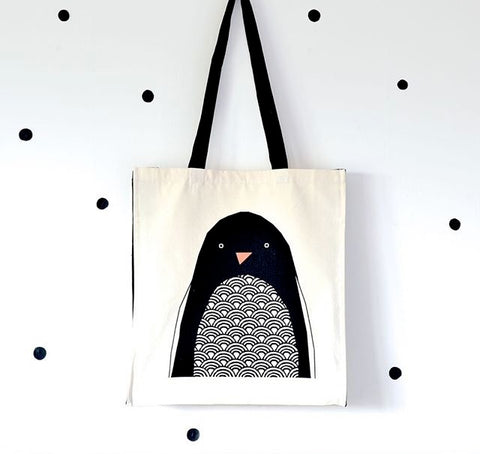 The Penguin Tote