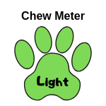 For light chewers