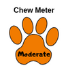 for moderate to tough chewers