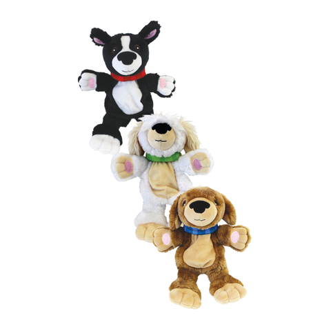 AnimaStuffies™ Plush Dog Toys