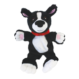 "AnimaStuffies™ ""Tula"" Plush Dog Toy"