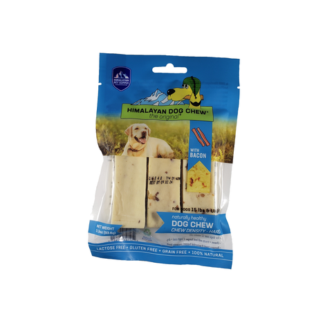 Himalayan Dog Chew Bacon - Small