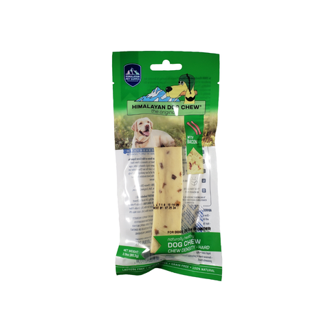 Himalayan Dog Chew Bacon - Large