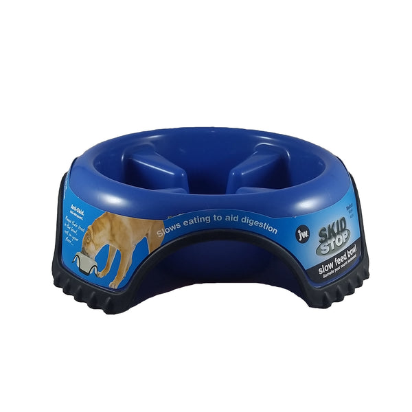 JW Slow Feed Dog Bowl