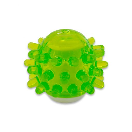 Tweets Urchin Rubber Dog Toy SM