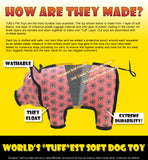 How Tuffy Dog Toys are made