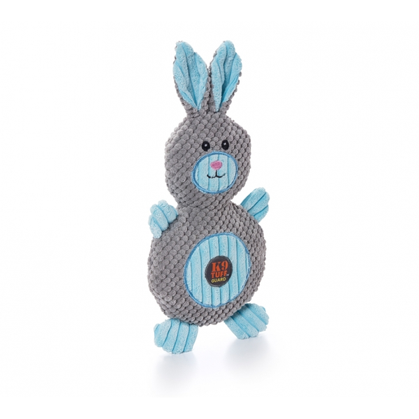 Ani-Mates Bunny Plush Dog Toy