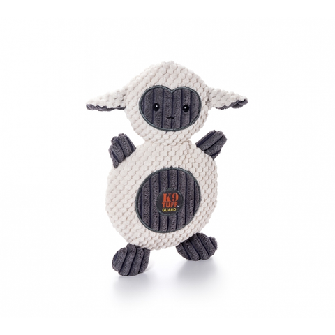 Ani-Mates Lamb Plush Dog Toy