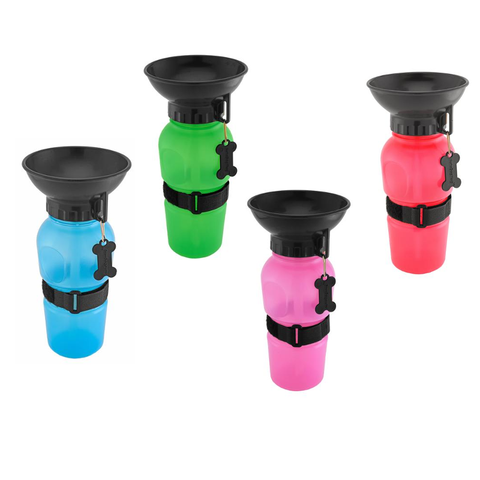 AutoDogMug® Travel Dog Bowl - Group